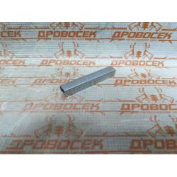 Скобы Зубр 10 мм 1000 шт, 53 тип (красные, закаленные, особо прочные, калиброванные) / 31620-10