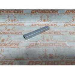 Скобы Зубр 8 мм 1000 шт, 53 тип (красные, закаленные, особо прочные, калиброванные) / 31620-08