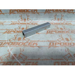 Скобы Зубр 12 мм 1000 шт, 53 тип (красные, закаленные, особо прочные, калиброванные) / 31620-12