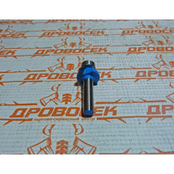 Фреза кромочная конусная с подшипником Кратон HOBBY O26,5 мм, 45º / 1 09 03 030