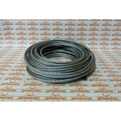 Трос стальной 10 мм, 50 м ЗУБР / 4-304110-10