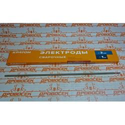 Электроды 3,2 мм КРАТОН (1 кг) / 1 19 01 008