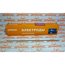 Электроды 3,2 мм КРАТОН (5 кг) / 1 19 01 002