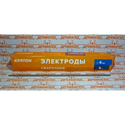 Электроды 4,0 мм КРАТОН (5 кг) / 1 19 01 003