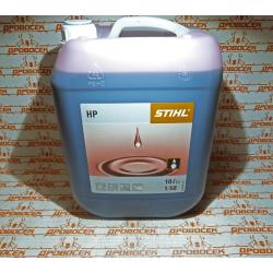 Масло двухтактное STIHL, 10 литров / 0781-319-8434