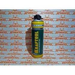 Очиститель монтажной пены KRAFTOOL 500 мл (Германия) / 41189
