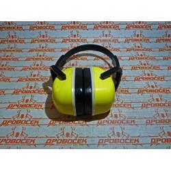 Наушники противошумные защитные DEXX,  пластиковое оголовье / 11171