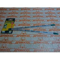 Полотно по металлу биметаллическое KRAFTOOL, Kraft-Flex,  300х12 мм, 18 TPI, 2 шт. / 15942-18-S2