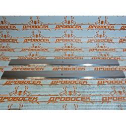 Комплект ножей к деревообрабатывающему станку МОГИЛЕВ 2,4 кВт (280*25*2.5 мм) 010221 (D1)