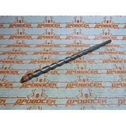 Бур ЗУБР по бетону (16x310 мм) / 29314-310-16