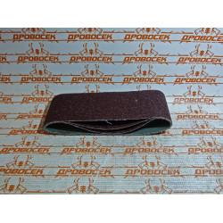 Лента шлифовальная ЗУБР 75*457 мм, зернистость Р100 / 3 шт / 35541-100