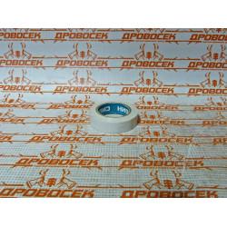 ПВХ изолента СИБИН, 10м х 15мм, белая / 1235-8