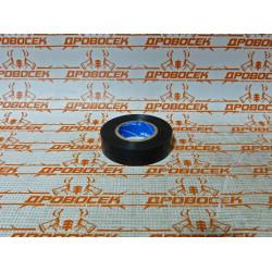 Изолента ПВХ ЗУБР Электрик-20, не поддерживает горение, 20м (0,16x19мм), черная / 1234-2