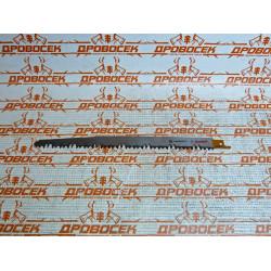 Полотно ЗУБР, тип S1531L, для сабельной электроножовки, Cr-V сталь,  210/5-6.5 мм / 155706-21