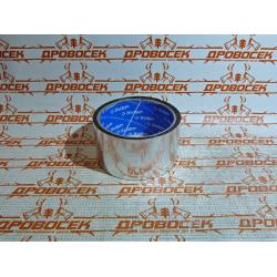 """Лента ЗУБР клеящая металлизированная, """"Эксперт"""", 50 ммх25 м / 12260-50-25"""