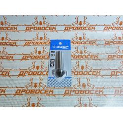 Зенкер конусный ЗУБР, Ø20.5х63 мм, хвостовик 10 мм, под М10 / 29730-10