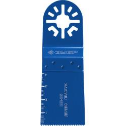Прямая пильная насадка, 35 x 40 мм, ЗУБР Профессионал, ПП-35 / 15565-35