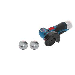 Аккумуляторная угловая шлифмашина Bosch GWS 12V-76 Professional Solo 0.601.9F2.000