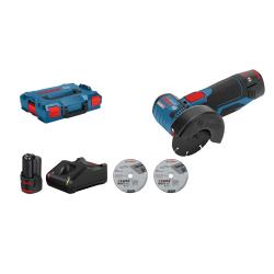 Аккумуляторная углошлифмашина Bosch 12В GWS 12V-76 0.601.9F2.00B