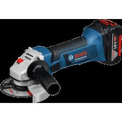 Аккумуляторная углошлифмашина Bosch GWS 18-125 V-LI Solo 0.601.93A.307