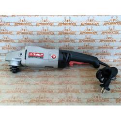 Углошлифовальная машина ЗУБР УШМ-230-2100 ПМ3 (2100 Вт)
