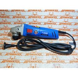 Углошлифовальная машина (болгарка) ЗУБР УШМ-П125-850, пылезащита, 125 мм, 11000 об/мин, 850 Вт