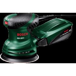Эксцентриковая шлифовальная машина Bosch PEX 220A 0.603.378.020