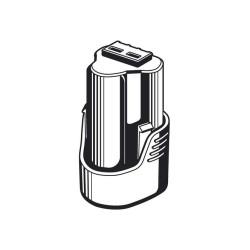 Аккумуляторная батарея S-12 T7 12 В, Li-Ion PRO, 1.5 Ач, ЗУБР Профессионал