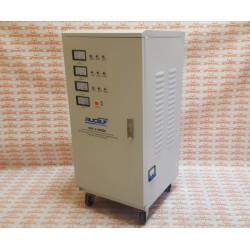 Стабилизатор напряжения электромеханический Rucelf SDV-3-30000 (трехфазный на 30 кВт)