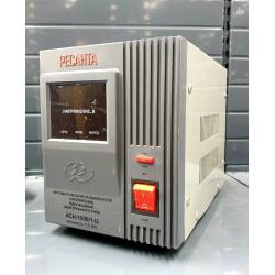 Стабилизатор напряжения Ресанта АСН-1500/1-Ц (1,5 кВт)