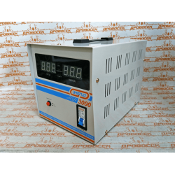 Стабилизатор напряжения Энергия ACH 3000 / Е0101-0126
