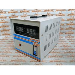 Однофазный стабилизатор напряжения Энергия АСН 5000 / Е0101-0114