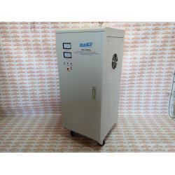 Стабилизатор напряжения электромеханический Rucelf SDV-30000 (30 кВт + работают от 120 Вольт)
