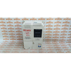 Однофазный стабилизатор напряжения Ресанта АСН 3000 Н/1-Ц Lux (3 кВт)