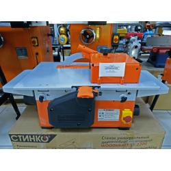 Универсальный деревообрабатывающий станок STINKO WOODKRAFT ST-2500 (могилев-белмаш) 2500 Вт, пропил 100 мм, ширина ножей 250 мм