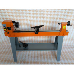 Станок токарный Кратон WML-1100-750 / 4 01 02 007 / Станина и корпус из чугуна