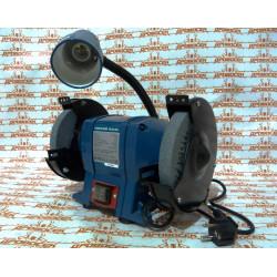 Точило электрическое Кратон BG 250/150 L  (250 Вт + диск 150 мм) / 4 02 03 020