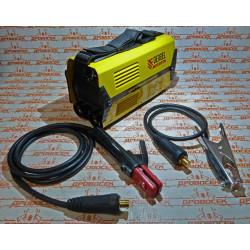 Аппарат инвертор дуговой сварки Denzel DS-230 (230 А, ПВ 70%, диам. эл. 1,6-5 мм.) / 94374