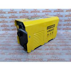 Сварочный аппарат инверторный, 220 А, STEHER VR-220