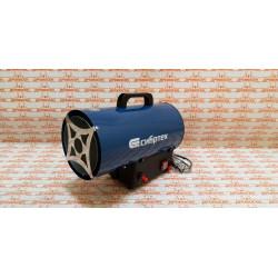Газовая тепловая пушка Сибртех СТГ-15, 15 кВт, 500 м3/ч, пропан-бутан / 96452