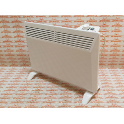 Конвектор электрический Denzel XCE-1500, 230 В, 1500 Вт, X-образный нагреватель / 98116