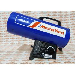 Нагреватель газовый (тепловая пушка) MasterYard / MH 15G