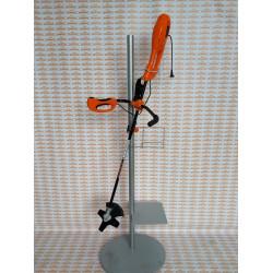 Триммер-кусторез электрический Carver TR 1500S/BH (1500 Вт + нож и леска)  / 01.002.00010