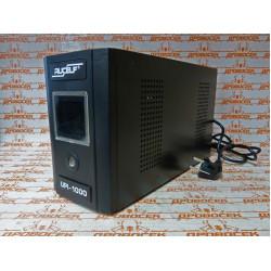 Источник бесперебойного питания RUCELF UPI-1000-24 EL (1000 Вт + Максимальная емкость подключаемой АКБ, 100 Ач.)