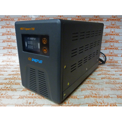 ИБП Энергия Гарант 750 / Е0201-0039 (750 Вт, аккумулятор до 200 Ампер)