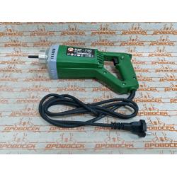 Вибратор электрический ручной Калибр ВЭР-750, 750 Вт