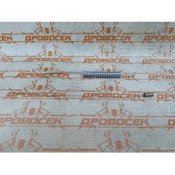 Пружина заслонки дросселя и тяги карбюратора 190F / 03.02.014.000