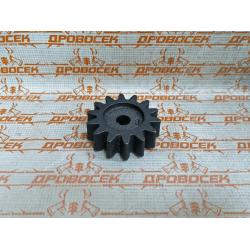 Шестерня привода барабана бетономешалки d-15, z-14 / 09.02.048.042
