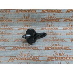 Блок шестерен на дрель Rebir IE-1206-16/2000ER / IE-1206 / 0310003507