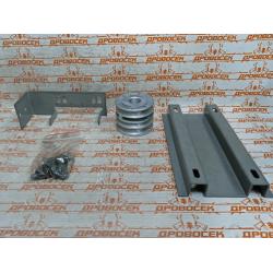 Комплект для установки импортного двигателя, шкив 25 мм / 03.04.005.000